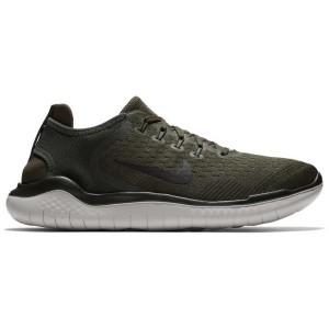 נעליים נייק לגברים Nike  Free RN 18 - ירוק
