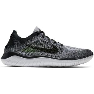נעליים נייק לגברים Nike  Free RN Flyknit 18 - אפור