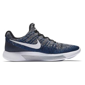 נעליים נייק לגברים Nike  Lunarepic Low Flyknit 2 - תכלת