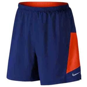 ביגוד נייק לגברים Nike  Pursuit 2 in 1 7 - כחול