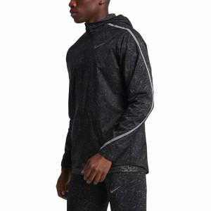בגדי חורף נייק לגברים Nike  Shield Impossibly Light Rostarr - שחור