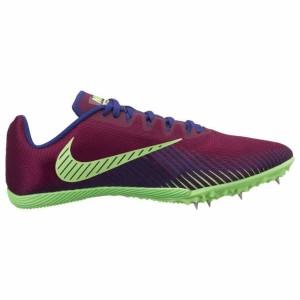 נעליים נייק לגברים Nike  Zoom Rival M 9 - בורדו