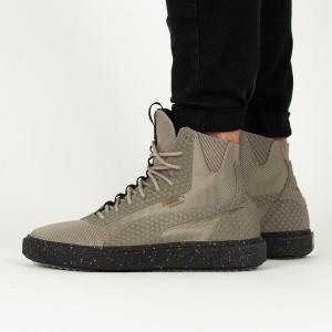 נעליים פומה לגברים PUMA Breaker Hi - אפור