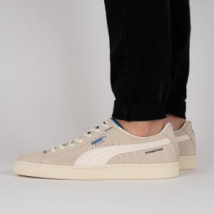 נעליים פומה לגברים PUMA Suede x Ader Error - בז'