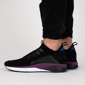 נעליים פומה לגברים PUMA Tsugi Jun Clrshft - שחור/סגול