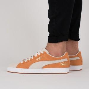 נעליים פומה לגברים PUMA x Bobbito Classic Suede - כתום