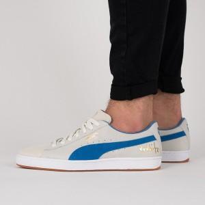 נעליים פומה לגברים PUMA x Bobbito Classic Suede - לבן