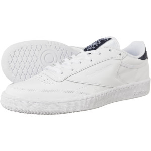 נעליים ריבוק לגברים Reebok CLUB C - לבן