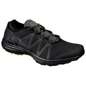 נעלי טיולים סלומון לגברים Salomon Crossamphibian Swift - שחור מלא