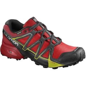 נעלי אימון סלומון לגברים Salomon Speedcross Vario 2 Gtx - אדום