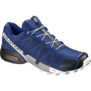 נעלי טיולים סלומון לגברים Salomon W Terenie Speedcross 4 - כחול