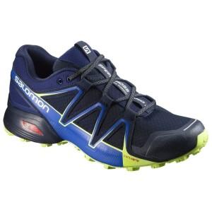 נעלי טיולים סלומון לגברים Salomon W Terenie Speedcross Vario 2 - כחול