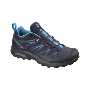 נעלי טיולים סלומון לגברים Salomon X Ultra 3 Gtx - כחול