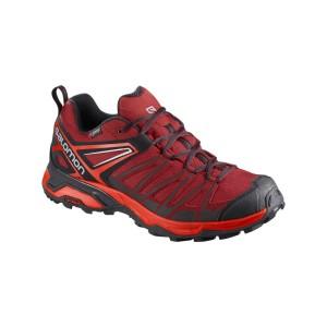 נעלי טיולים סלומון לגברים Salomon X Ultra 3 Prime Gtx - שחור