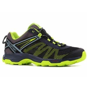 נעליים סלומון לגברים Salomon X Ultra Mehari - שחור/צהוב