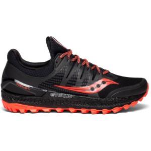 נעליים סאקוני לגברים Saucony Xodus ISO 3 - שחור/כתום