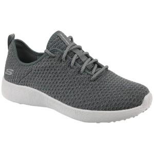 נעלי אימון סקצ'רס לגברים Skechers Burst - אפור
