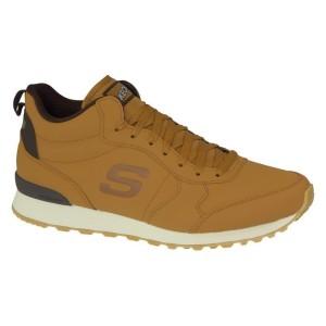 מגפיים סקצ'רס לגברים Skechers OG 85 Twin Tip - חרדל