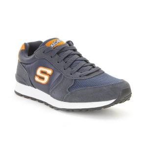 נעליים סקצ'רס לגברים Skechers OG 85EARLY Grab - ג'ינס בהיר