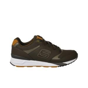 נעליים סקצ'רס לגברים Skechers OG 90 - חום