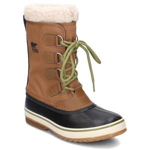 מגפיים סורל לגברים Sorel 1964 Pac Nylon - חום