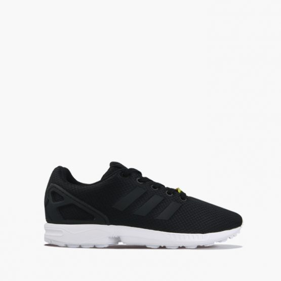 נעליים אדידס לנשים Adidas Originals ZX FLUX K  - שחור