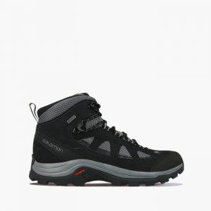 נעלי טיולים סלומון לגברים Salomon Authentic Ltr Gtx - אפור