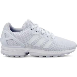 נעליים אדידס לנשים Adidas Zx Flux K 421 - לבן