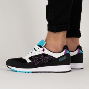 נעליים אסיקס לנשים Asics Gelsaga - שחור/תכלת