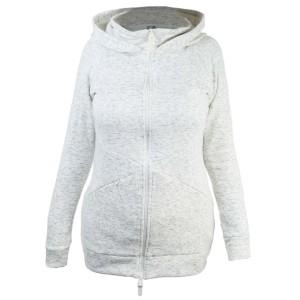 בגדי חורף פור אף לנשים 4F H4Z18BLD005 - לבן