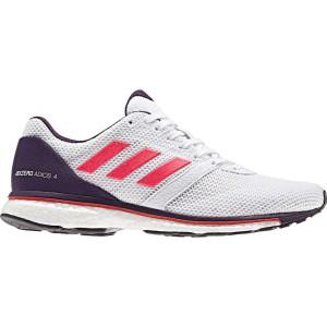 נעליים אדידס לנשים Adidas Adizero Adios 4 - לבן