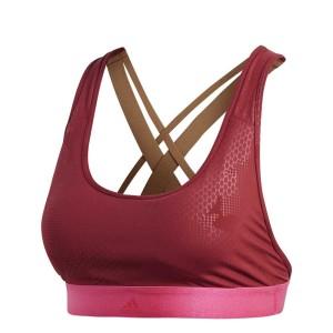 ביגוד אדידס לנשים Adidas Donu05b2u00b4t Rest - אדום
