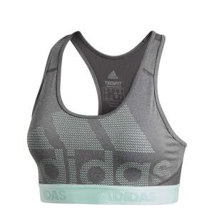 ביגוד אדידס לנשים Adidas Drst Ask Spr Lg - אפור