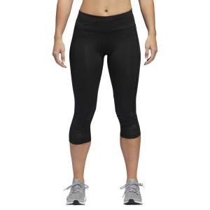 ביגוד אדידס לנשים Adidas How We Do 3/4 - שחור