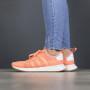 נעליים Adidas Originals לנשים Adidas Originals Flashback Primeknit - כתום