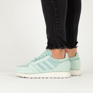 נעליים Adidas Originals לנשים Adidas Originals Forest Grove - טורקיז