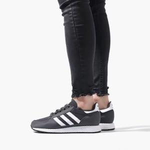 נעליים Adidas Originals לנשים Adidas Originals Forest Grove - אפור כהה