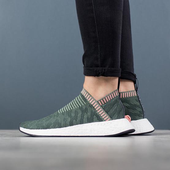 נעליים Adidas Originals לנשים Adidas Originals Nmd_Cs2 Primeknit - ירוק