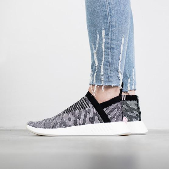 נעליים Adidas Originals לנשים Adidas Originals Nmd_Cs2 Primeknit - אפור