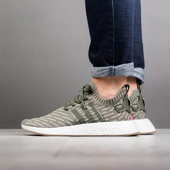 נעליים Adidas Originals לנשים Adidas Originals Nmd_R2 Japan Primeknit - ירוק