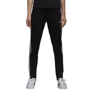ביגוד Adidas Originals לנשים Adidas Originals Pants Adicolor - שחור