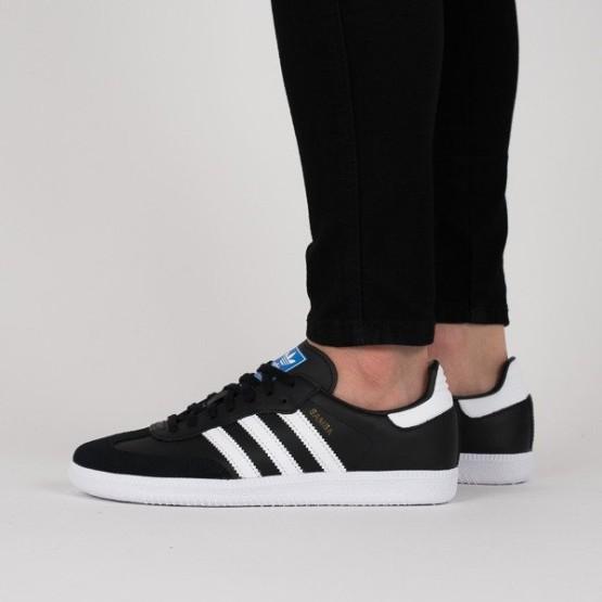 נעליים Adidas Originals לנשים Adidas Originals Samba OG - שחור/לבן