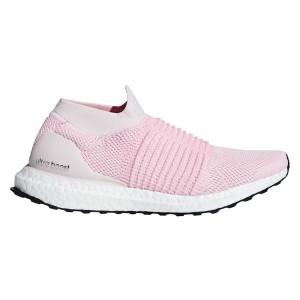 נעליים אדידס לנשים Adidas Ultraboost Laceless - ורוד בהיר