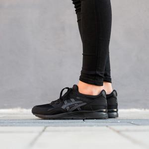 נעליים אסיקס טייגר לנשים Asics Tiger Gel-Lyte V GS - שחור