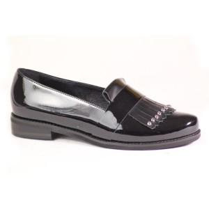 נעליים אלגנטיות בדורה לנשים Badura 152869 - שחור