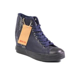נעליים ביג סטאר לנשים Big Star Y274061 - כחול