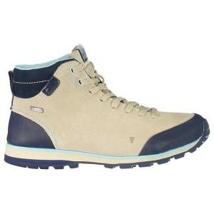 נעלי טיולים סמפ לנשים CMP Elettra Mid WP - בז'