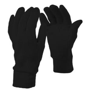 אביזרי ביגוד סמפ לנשים CMP  Fleece Gloves - שחור