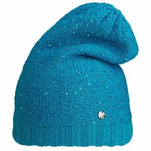 אביזרי ביגוד סמפ לנשים CMP  Knitted Hat-21 - כחול
