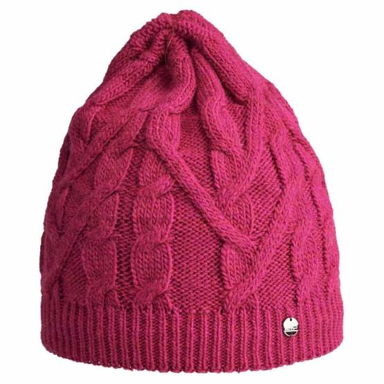 אביזרי ביגוד סמפ לנשים CMP  Knitted Hat-30 - ורוד